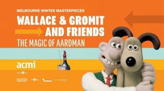 wallace and Gromit and Friends