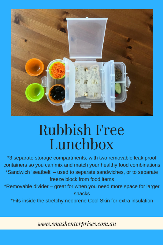 Rubbish Free Lunchbox